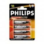 01LR06 Pila PHILIPS POWERLIFE Alkalina