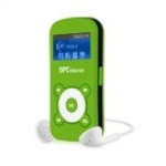 8212V MP3 Reproductor 2Gb VERDE SpcInternet