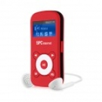 Reproductor MP3 4Gb ROJO SpcInternet